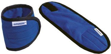TechNiche HyperKewl koel polsband (set) blauw