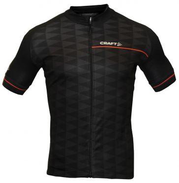 Craft Summer fietsshirt zwart heren