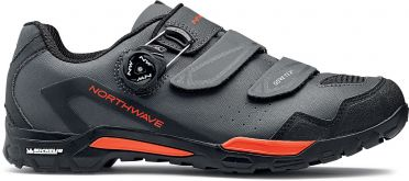Northwave Outcross plus GTX mountainbikeschoen antraciet/rood heren