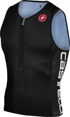 Castelli Core 2 tri top zwart heren