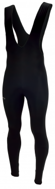 Craft Schaatsbroek thermo collant zwart unisex