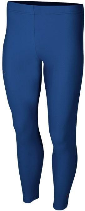 Craft Thermo Schaatsbroek met rits kobalt unisex