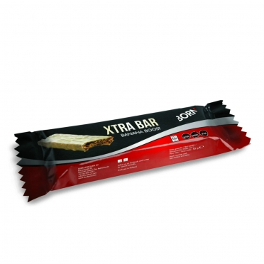 Born Xtra-Bar Banana boost 12 x 55 gram