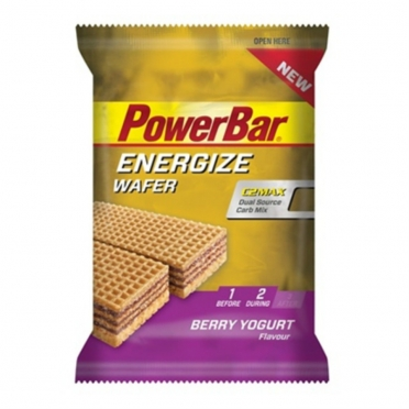 Powerbar Energize Wafer 12 x 40 gram