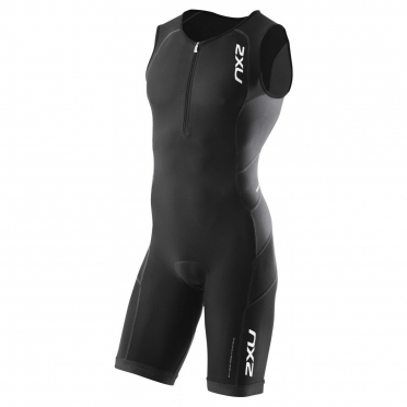 2XU Long Distance Trisuit Men`s MT 2122d BLK/BLK