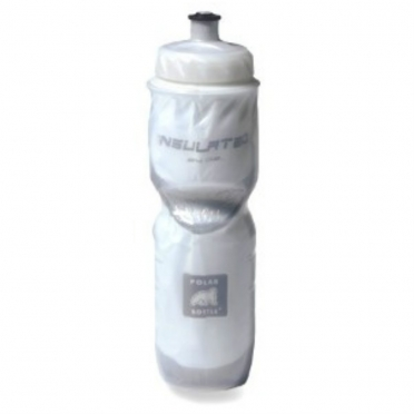 Polar Bottle thermische bidon 0.70 liter wit