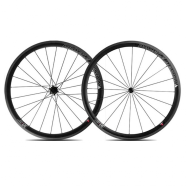 Profile Design 38/Twenty-Four clincher carbon Wielset