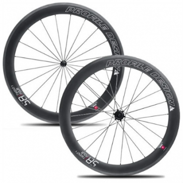 Profile Design 58/Twenty Four Carbon Clincher Wielset