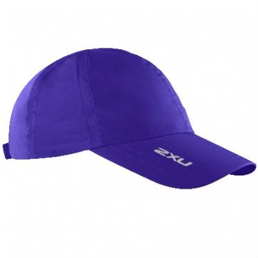 2XU Performance Run Cap 2014 UQ2400f Purple hue