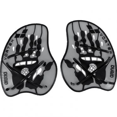 Arena Vortex Evolution handpeddels zilver
