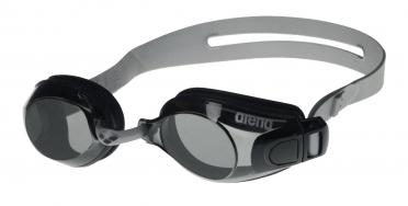 Arena Zoom X-Fit zwembril zwart/smoke/silver