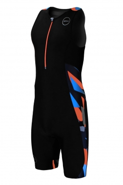 Zone3 Activate Plus Trisuit Zwart/Camo heren