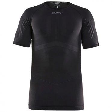 Craft Active Intensity ondershirt korte mouw zwart heren