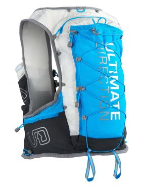 Ultimate Direction AK mountain vest 3.0 hardlooprugzak graphite