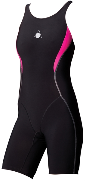 Aqua Sphere Energize Lady zwempak dames zwart/roze