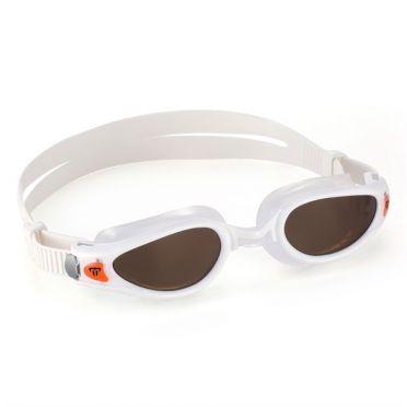 Aqua Sphere Kaiman EXO Gepolariseerde lens zwembril wit/oranje