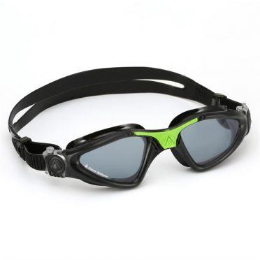 Aqua Sphere Kayenne Zwembril donkere lens zwart/groen