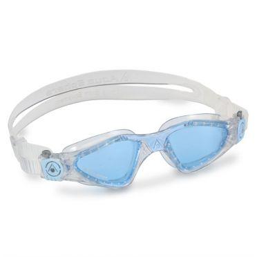 Aqua Sphere Kayenne Small blauwe lens zwembril Blauw