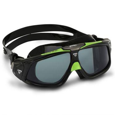 Aqua Sphere Seal 2.0 Smoke lens zwembril zwart/groen