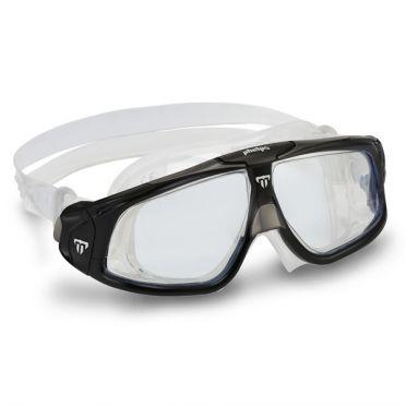 Aqua Sphere Seal 2.0 Clear Lens zwembril zwart/grijs