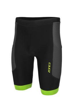 Zone3 Aquaflo plus tri shorts zwart heren