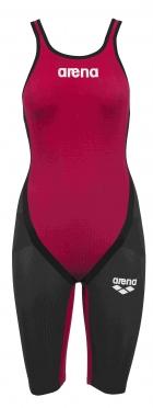 Arena Powerskin Carbon Flex FBSLO Badpak dames rood/zwart