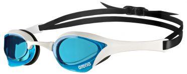 Arena Cobra ultra swipe zwembril Blauw/wit/zwart