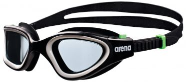 Arena Envision zwembril zwart