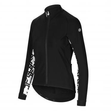 Assos Uma GT winter EVO fietsjack zwart dames