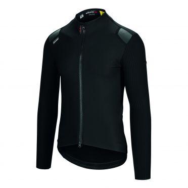 Assos Equipe RS lente herfst targa fietsjack zwart heren