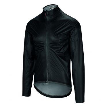 Assos Equipe RS regen targa fietsjack zwart heren