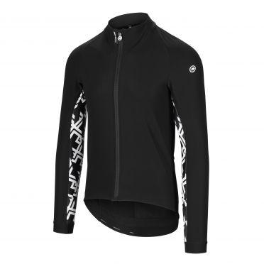 Assos Mille GT winter EVO fietsjack zwart heren