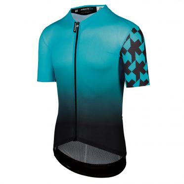 Assos Equipe RS summer prof edition fietsshirt SS blauw heren