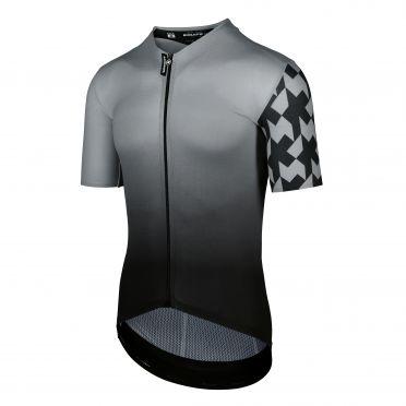 Assos Equipe RS summer prof edition fietsshirt SS grijs heren