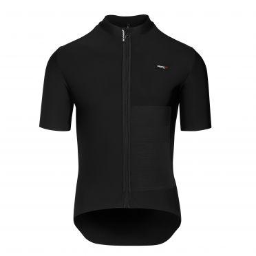 Assos Equipe RS mid layer winter SS ondershirt zwart heren