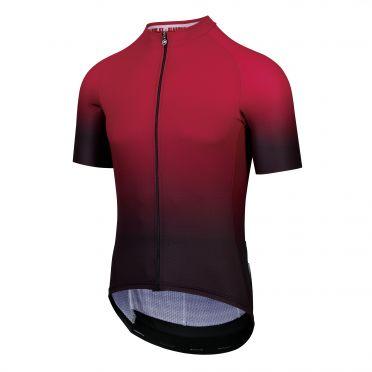 Assos Mille GT summer C2 shifter fietsshirt SS rood heren