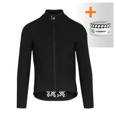 Assos Mille GT Ultraz winter EVO fietsjack zwart heren