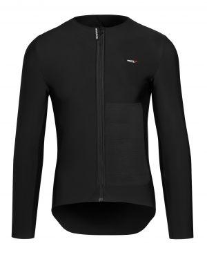 Assos Equipe RS mid layer winter LS ondershirt zwart heren