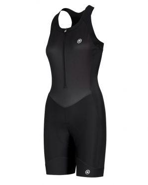 Assos UMA GT NS EVO bodysuit zwart dames