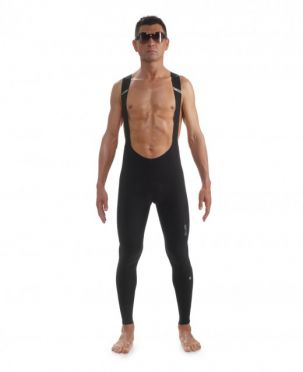 Assos LL.works_teamTights_s7 fietsbroek lang zwart heren