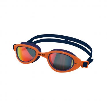 Zone3 Attack polarized zwembril blauw/oranje