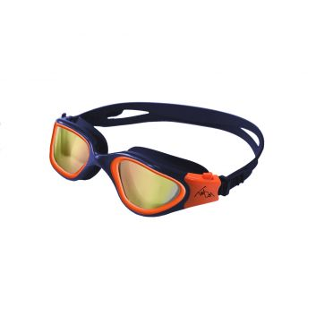 Zone3 Vapour polarized zwembril blauw/oranje