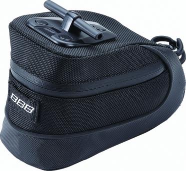BBB Storepack BSB-12 Zadeltas Medium zwart