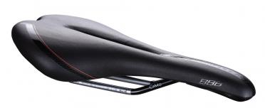 BBB Razer anatomic zadel BSD-62GW zwart