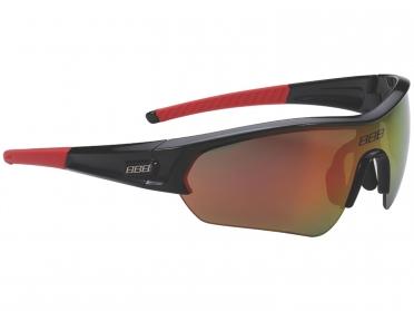 BBB Sportbril Select rood/MLC zwart