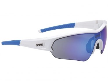 BBB Sportbril Select blauw/MLC wit