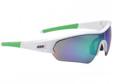 BBB Sportbril Select groen/MLC wit