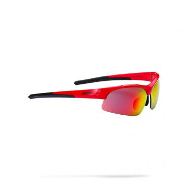 BBB Sportbril Impress Small glossy rood