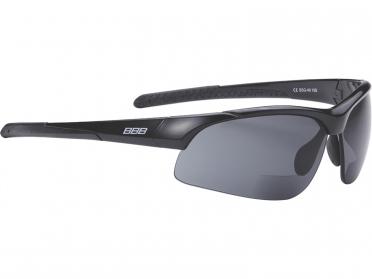 BBB Sportbril Impress reader +2.0 glossy zwart