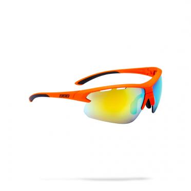 BBB Sportbril Impulse MLC mat oranje
